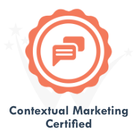 Contextual Marketing Certification by HubSpot