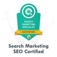 Search Marketing SEO Certification by DigitalMarketer