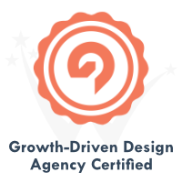 GDD Growth Driven Design Agency Certification by HubSpot