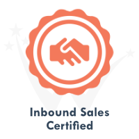 Inbound Sales Certification by HubSpot