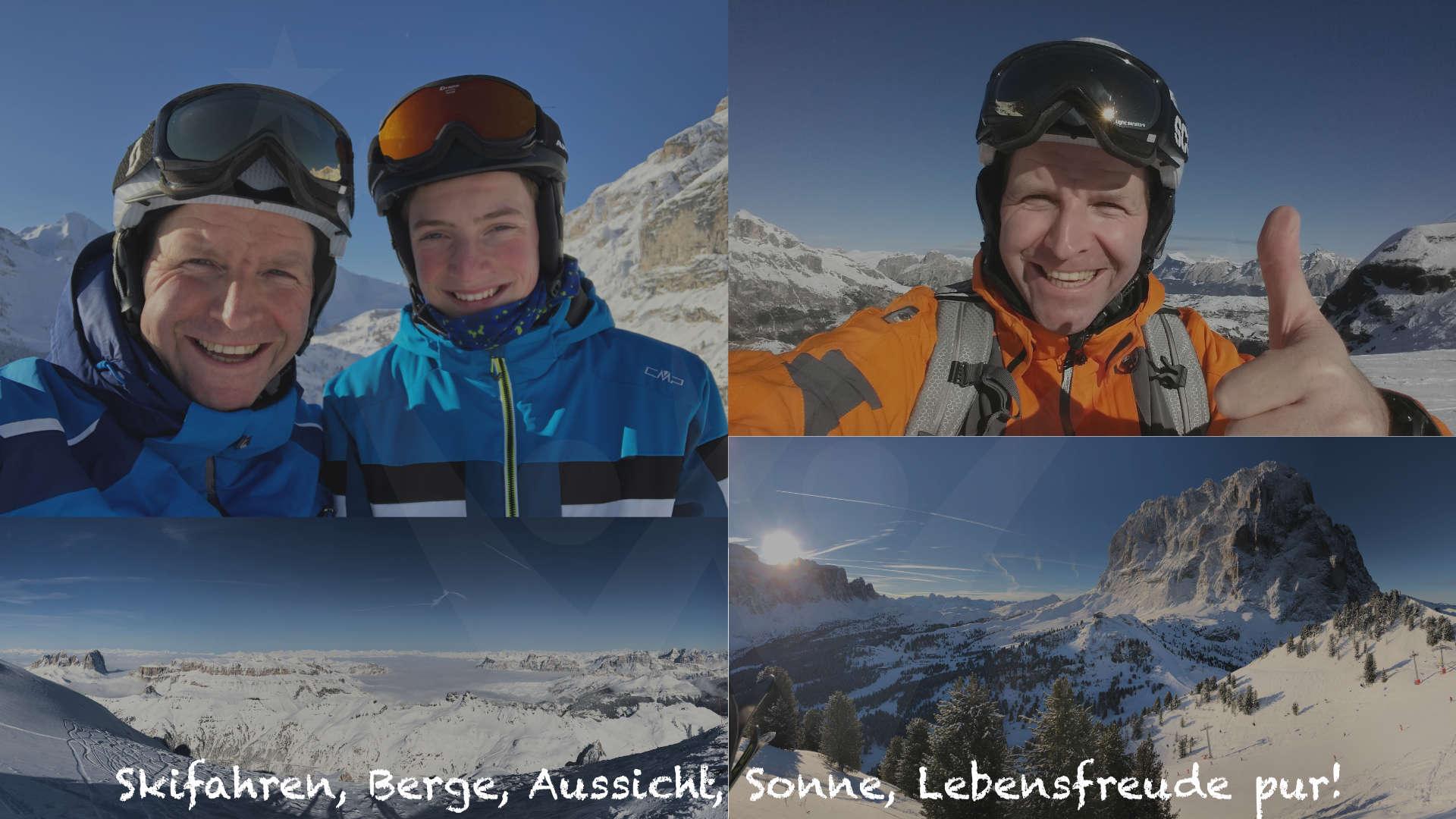 Joachim Auster Skifahren