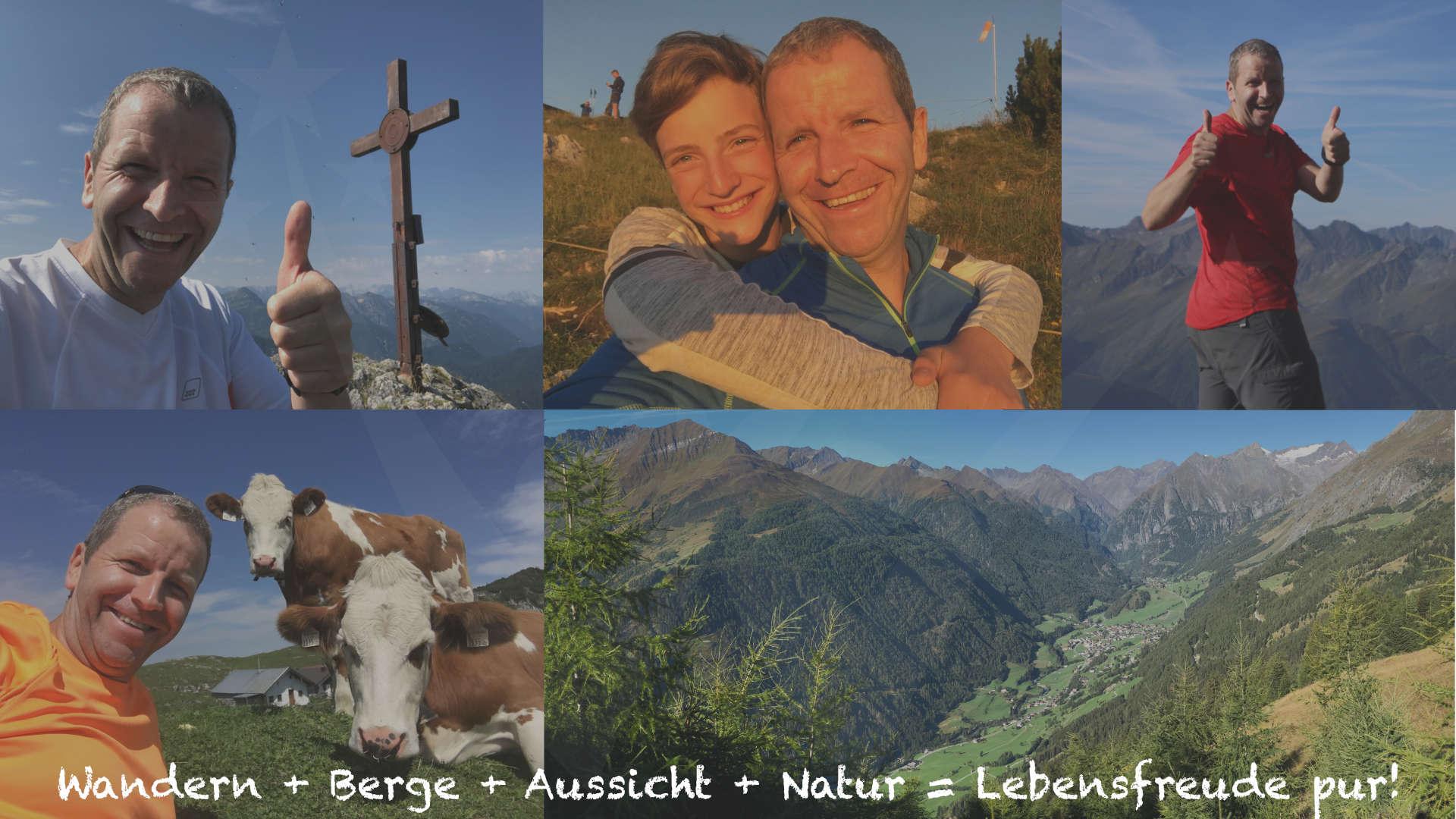 Joachim Auster Wandern Berge