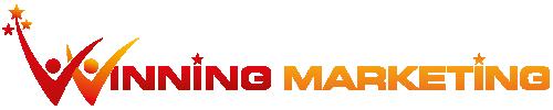 Winning Marketing Logo