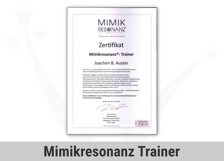 Zert Psykom Jba Mimikresonanz Trainer