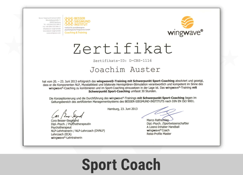 Zert Psykom Jba Sport Coach
